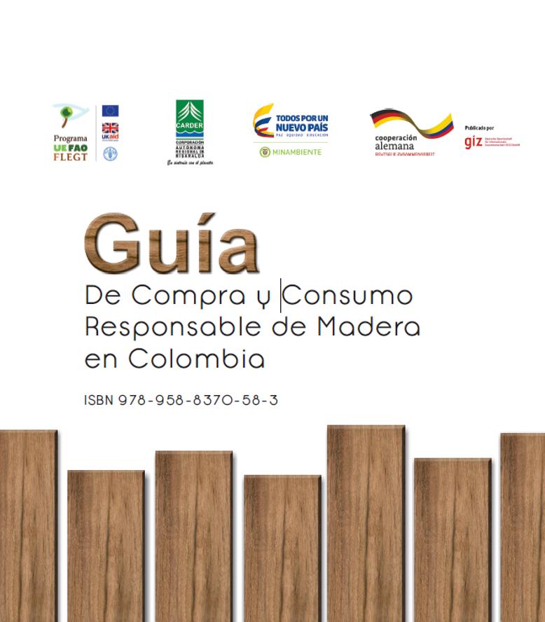 imagen alusiva a  Guía de Compra y Consumo Responsable de Madera en Colombia