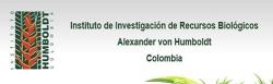 Gráfica alusiva a logo de Instituto de Investigación de Recursos Biológicos Alexander von Humboldt