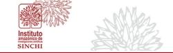 Gráfica alusiva a logo de Instituto Amazónico de Investigaciones Científicas -Sinchi