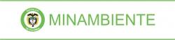 Gráfica alusiva a logo de Ministerio de Ambiente y Desarrollo Sostenible
