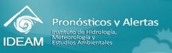 Gráfica alusiva a logo de Pronósticos y Alertas Diarios