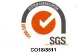 gráfica alusiva  a logo de SGS Colombia S.A.S