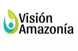 gráfica alusiva  a logo de Visión Amazonía