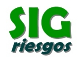 gráfica alusiva  a logo de SIG RIESGOS