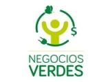 gráfica alusiva  a logo de Negocios Verdes