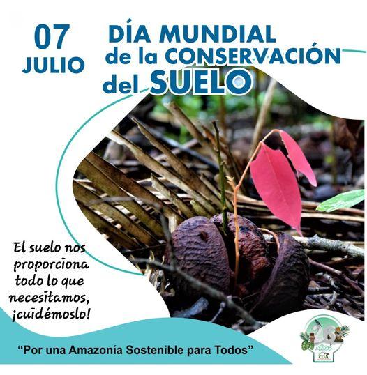 imagen alusiva a  Día Internacional de la conservación del suelo