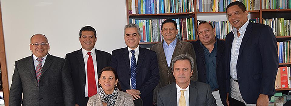 imagen alusiva a  ASOCARS ratifica a Ramón Leal Leal como director de ASOCARS