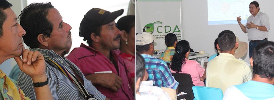 imagen alusiva a  Implementación de la I Fase del Plan de Manejo Ambiental del DMI Ariari – Guayabero