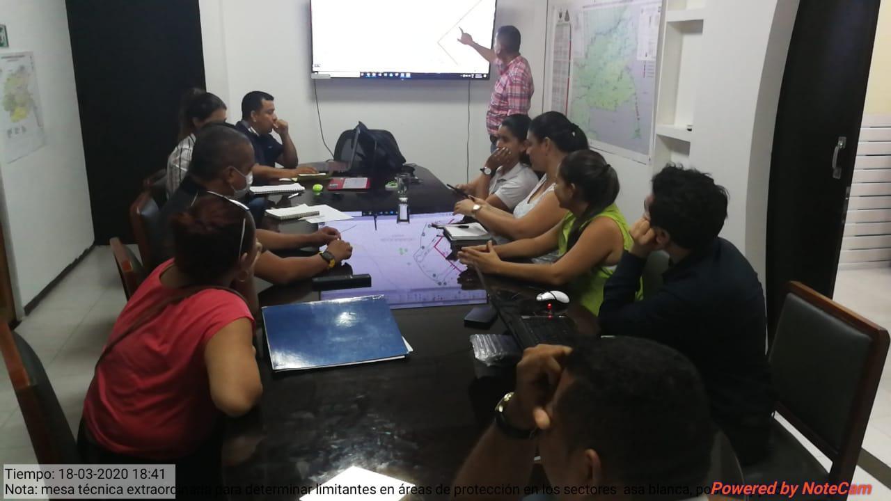 """Imagen alusiva a  Concertación Delimitación de Franjas de Protección Ambiental del predio """"Casa Blanca"""""""