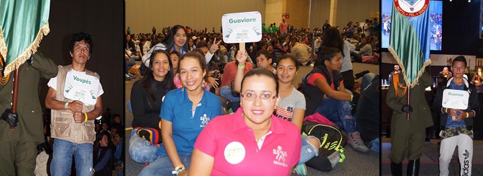 imagen alusiva a  Red de Jóvenes de Ambiente participativos y dinámicos