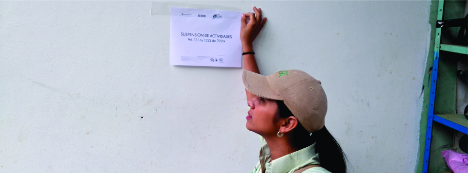 imagen alusiva a  La CDA realiza operativos de seguimiento y control frente a la captación ilegal del recurso hídrico