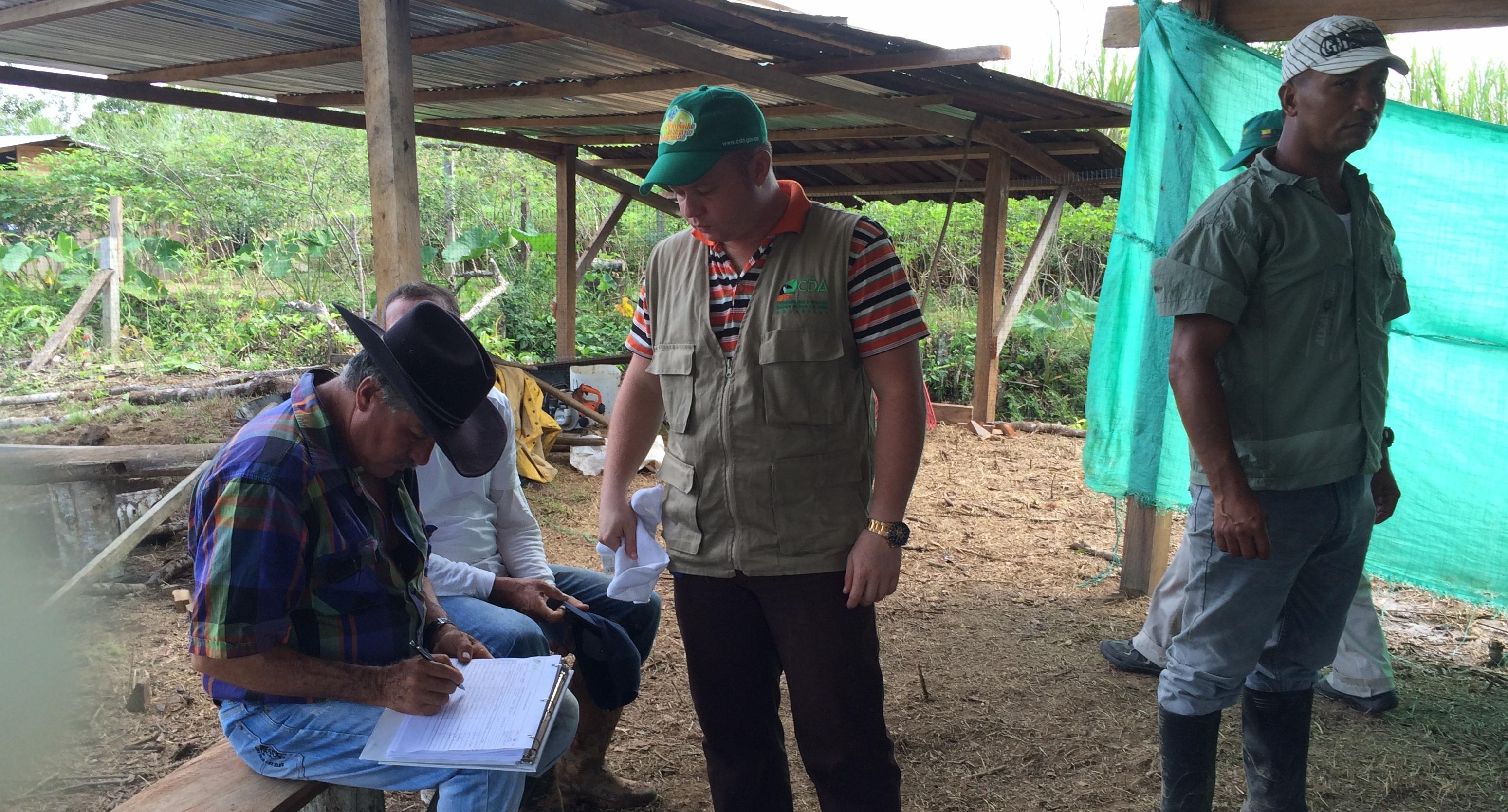 imagen alusiva a  Comunidad del Sector Rural participa en espacios de Educación Ambiental