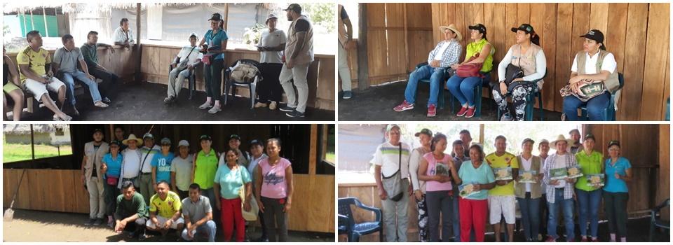 Gráfica alusiva a la noticia Comunidades Indígenas construyen Cabañas de Control y Vigilancia de los Recursos Naturales en la EFI sitio RAMSAR
