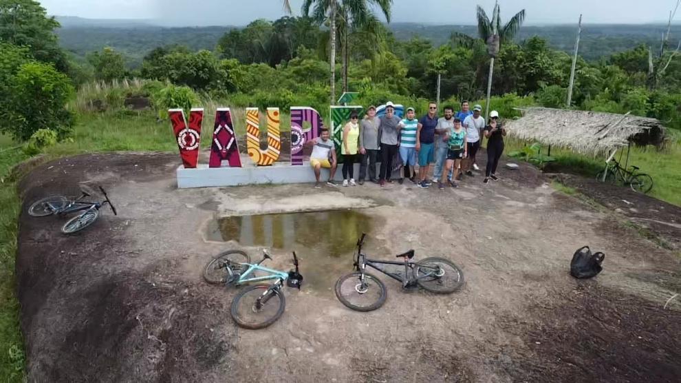 imagen alusiva a  Día sin carro y sin moto en la ciudad de Mitú